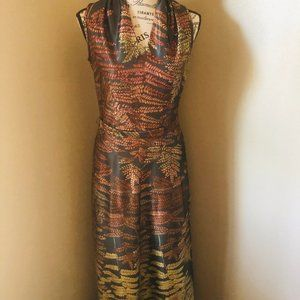 Vintage 70s Long Dress, Formal wear